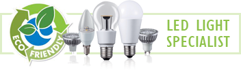 Orbis Lighting is LED lamp and lighting specialist